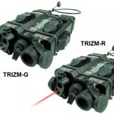 Beamshot TRIZM R/G Three-In-One Laser